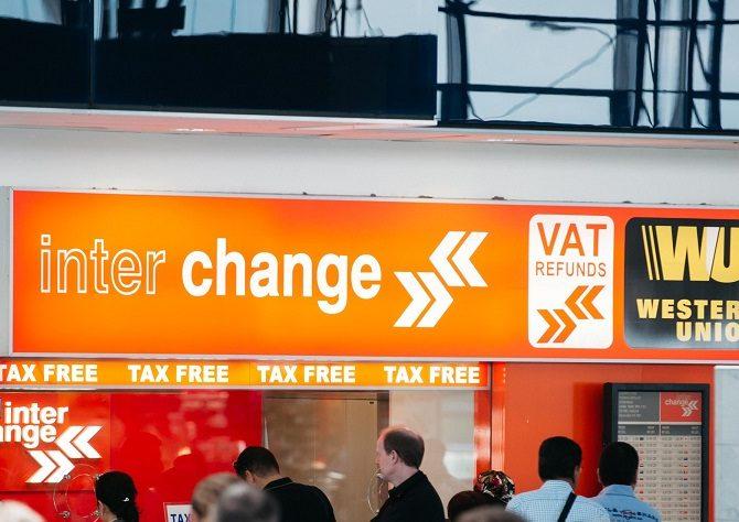 Interchange öffnet neue Standorte im Terminal 1 des Vaclav Havel Flughafens in Prag