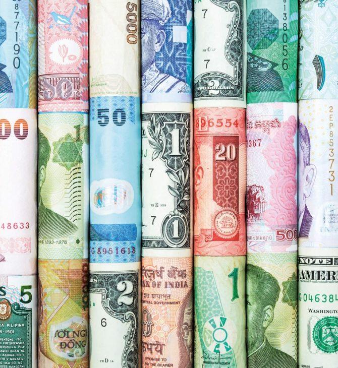"""Interchange – směnárna, kde seženete i """"exotickou"""" měnu!"""