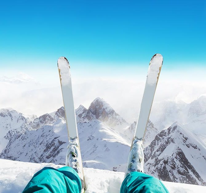 Eura na lyžovačku do Alp za bezkonkurenční kurz!