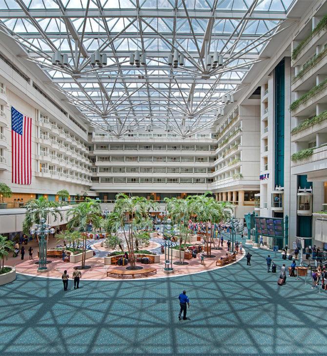 5 éves szerződéshosszabbítás az Orlando Nemzetközi Repülőtéren