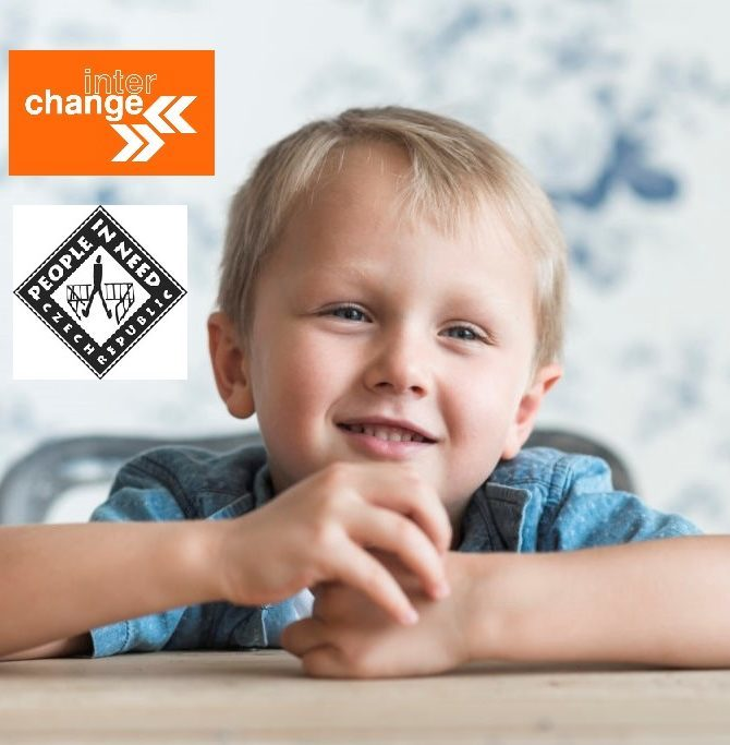 A csehországi Interchange továbbra is gyűjti az adományokat a rászorulók számára