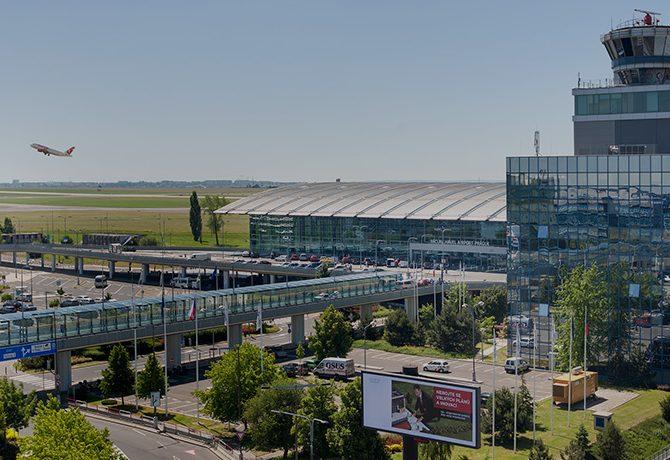 Interchange ha ottenuto l' assegnazione dell'appalto per l' aeroporto di Praga