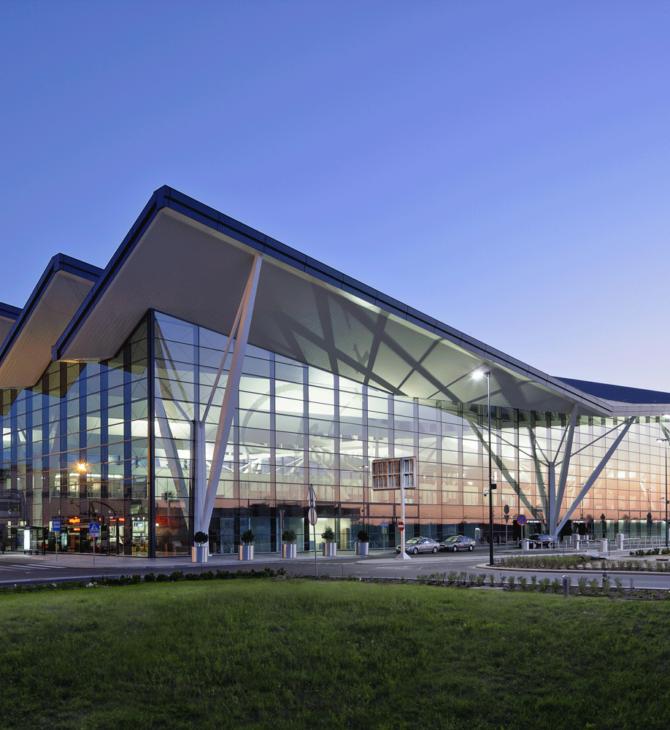 Interchange ottiene il rinnovo del contratto per altri 10 anni presso l'Aeroporto di Danzica in Polonia