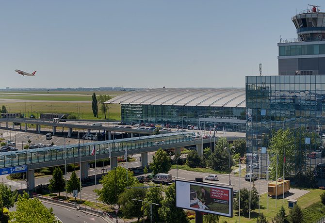 Interchange awarded Prague airport tender