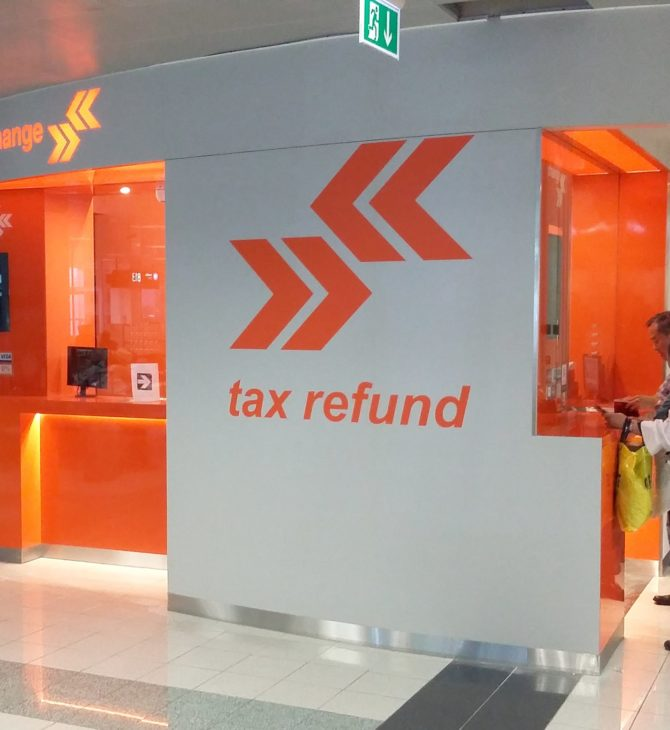 Refurbishment of Interchange's exchange office at the Budapest Airport T2B