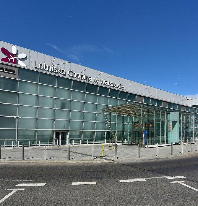 Interchange Poland won the tender at Warsaw Chopin Airport