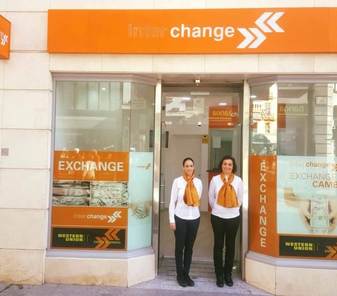 Interchange opens new exchange office in Malaga